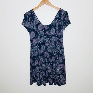 Hollister Paisley Dress